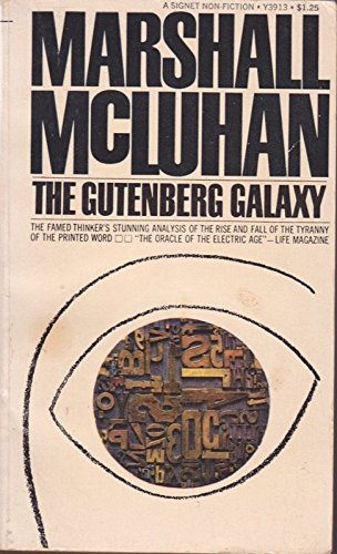 9780451039132: The Gutenberg Galaxy