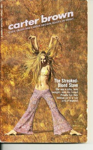 9780451040428: Streaked Blond Slave