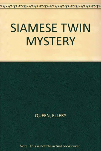 9780451040862: The Siamese Twin Mystery