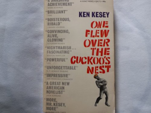 an analysis of the relationship between ken keseys life and his novel one flew over the cuckoos nest Kesey's 'cuckoo's nest' still flying at 50 the classic american novel one flew over the cuckoo's nest has hit the half-century mark it made its author, ken kesey, a literary celebrity — and helped alter perceptions of mental institutions.