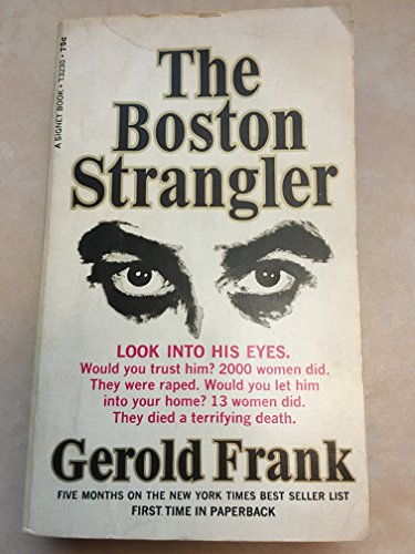 9780451041753: The Boston Strangler