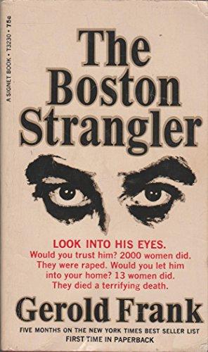 9780451041753: The Boston Strangler