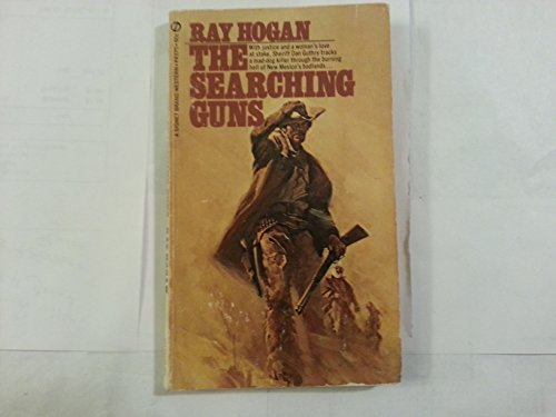9780451042705: The Searching Guns
