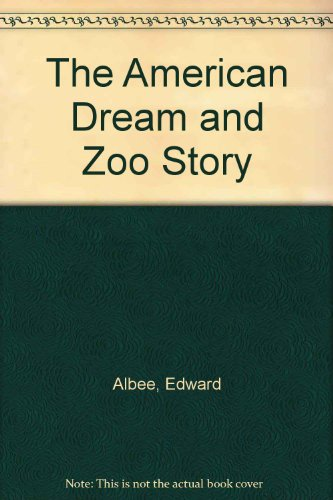 9780451042958: The American Dream and Zoo Story