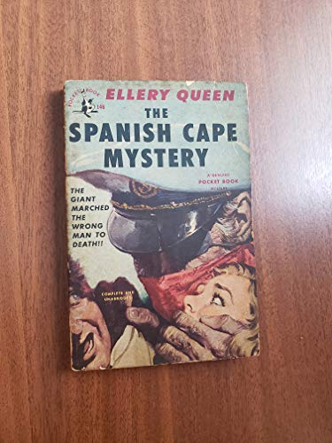 The Spanish Cape Mystery (045104343X) by Ellery Queen
