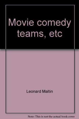 9780451044532: Movie Comedy Teams