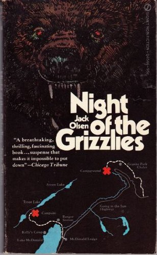 9780451045461: Night of the Grizzlies