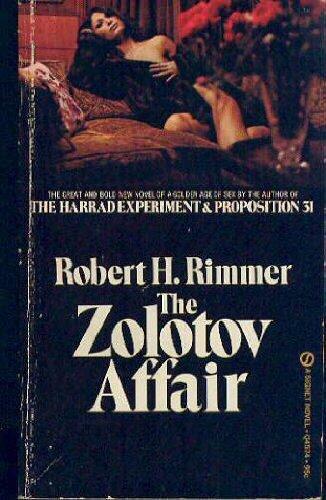 9780451045744: The Zolotov Affair