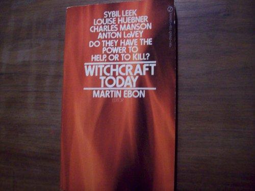 Witchcraft Today: Martin Ebom