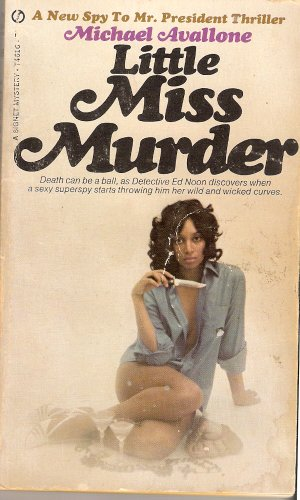 Little Miss Murder (0451046161) by Avallone, Michael