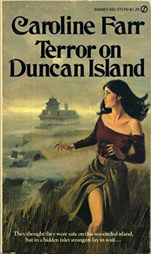 9780451046185: Terror on Duncan Island