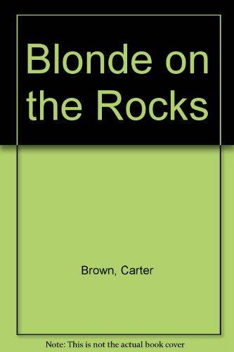 9780451046826: Blonde on the Rocks