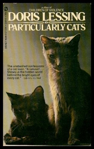 9780451048424: Particularly Cats