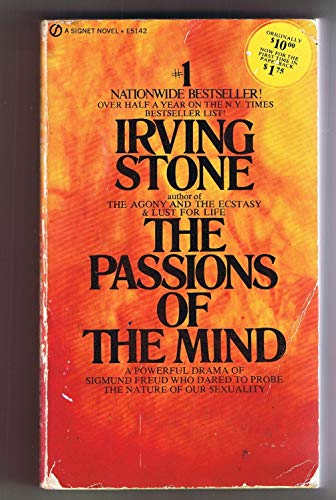 9780451049537: Passions of the Mind (Signet)