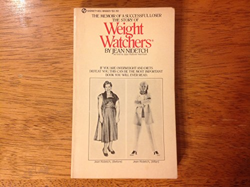 9780451050021: The Story of Weight Watchers by Nidetch, Jean
