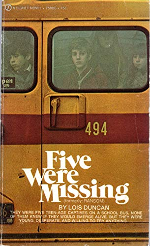 9780451050069: Five Were Missing