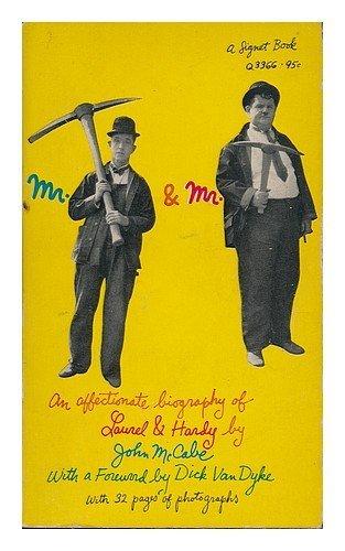 9780451050212: Mr. Laurel and Mr. Hardy