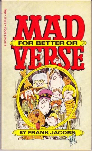 9780451050694: Mad Better or Verse
