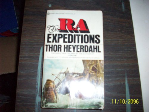 9780451051219: The Ra Expeditions