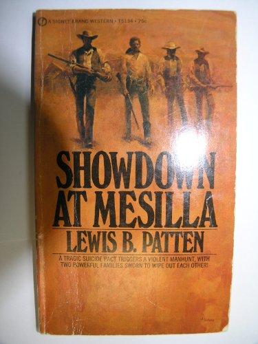 Showdown at Mesilla: Lewis B. Patten