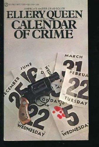 9780451051660: Calendar of Crime