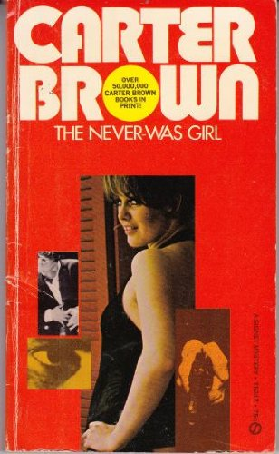 Never Was Girl (0451052471) by Brown, Carter