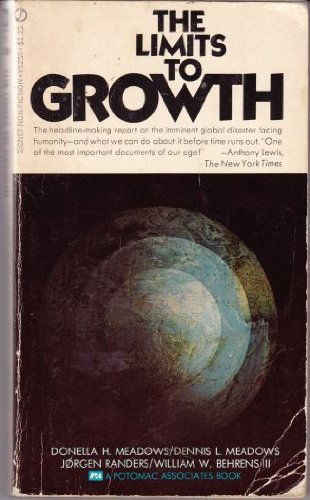 Limits to Growth: Meadows, Donella H.