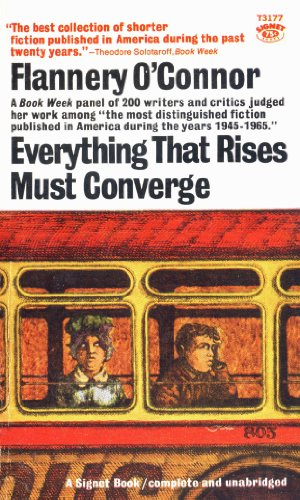 9780451052629: Everything That Rises Must Converge