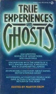 9780451053480: True Experiences with Ghosts
