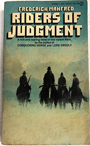 9780451055057: Riders of Judgment