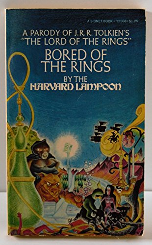 9780451055880: Bored of the Rings: A Parody of J. R. R. Tolkien's Lord of the Rings