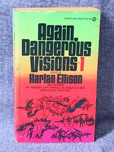 9780451056726: Again, Dangerous Visions, Volume 1