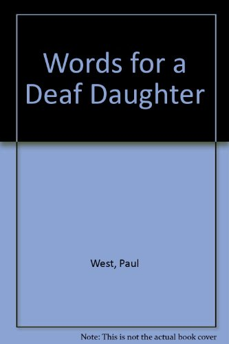 9780451057419: Words for a Deaf Daughter