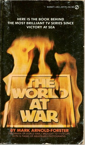 9780451057754: The World at War