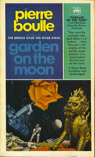 9780451058065: Garden on the Moon (Signet SF, Q5806)