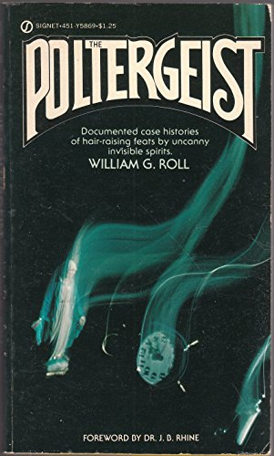 9780451058690: The Poltergeist by Roll, William