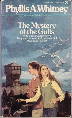 The Mystery of the Gulls: Whitney, Phyllis A.