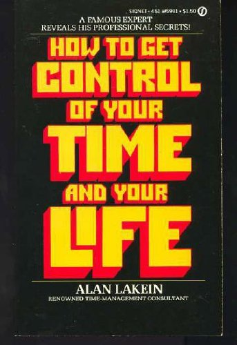 9780451059314: How to Get Control