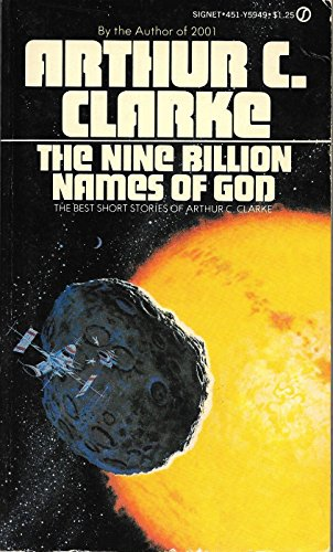 9780451059499: The Nine Billion Names of God