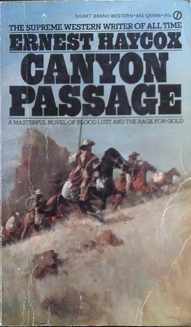 9780451059864: Canyon Passage