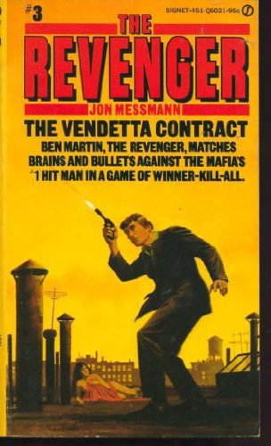 Vendetta Contract (Revenger): Jon Messmann