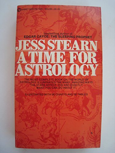 Time for Astrology (0451060474) by Stearn, Jess
