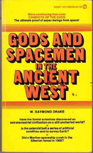 9780451060556: Gods and Spacemen West