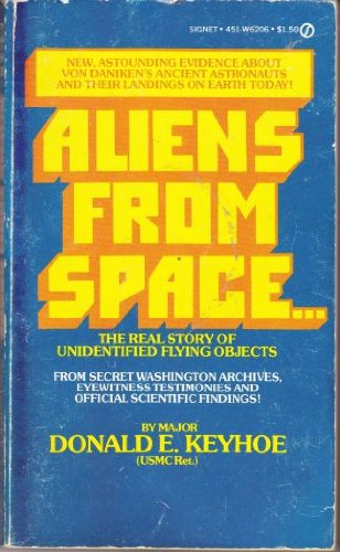9780451062062: Aliens from Space