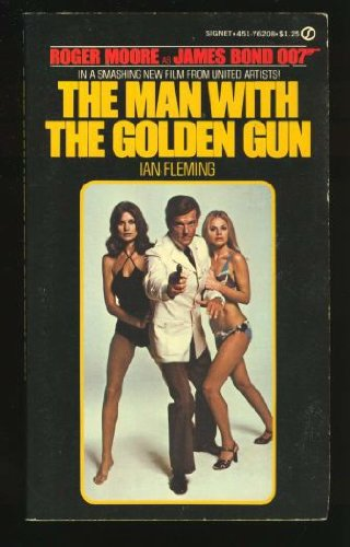 9780451062086: The Man with the Golden Gun (James Bond)