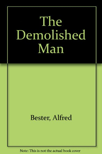 9780451062253: The Demolished Man [Mass Market Paperback] by Bester, Alfred