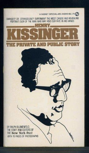 9780451063434: Henry Kissinger