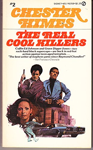 9780451063588: Real Cool Killers