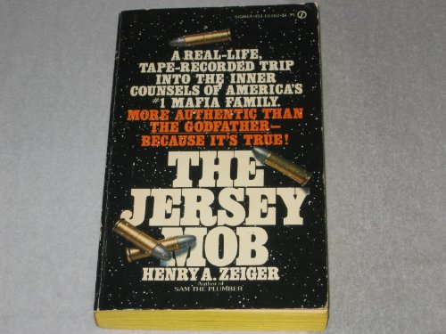 9780451063625: The Jersey Mob