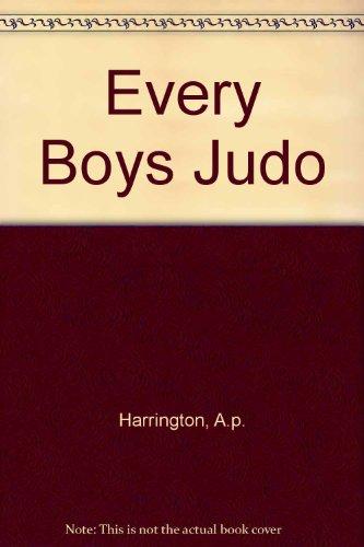 9780451064073: Every Boy's Judo